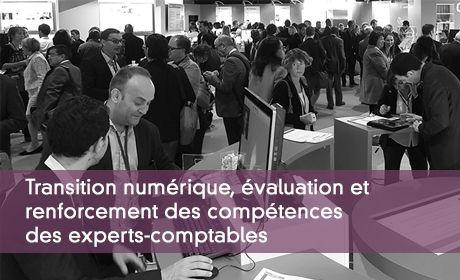 Transition numérique, évaluation et renforcement des compétences des experts-comptables