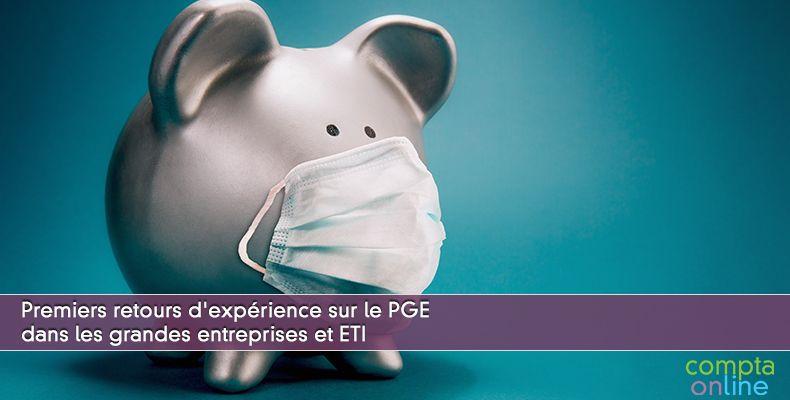 Premiers retours d'expérience sur le PGE dans les grandes entreprises et ETI
