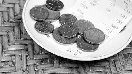 Les pourboires s'ajoutent en principe aux salaires