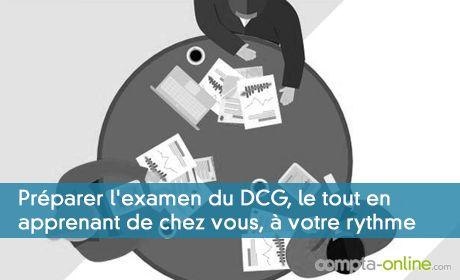 Ouverture de Déficompta : préparez votre DCG à distance !