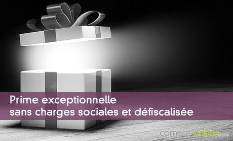 Prime Exceptionnelle De 1000 Euros Exoneree Jusqu Au 31 Mars 2019