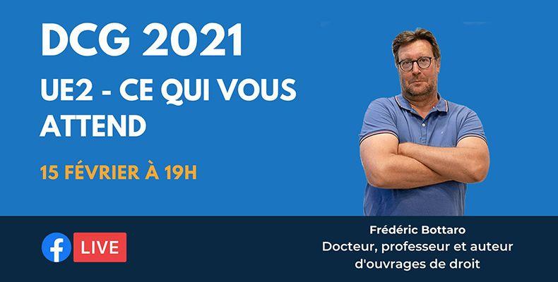 DCG 2021 UE2 : ce qui vous attend