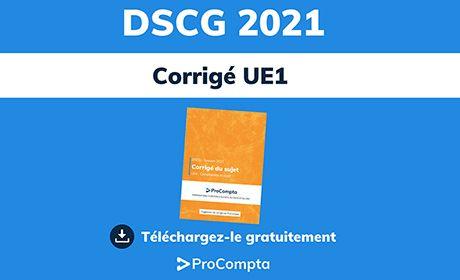 Corrigé DCSG 2021 UE1