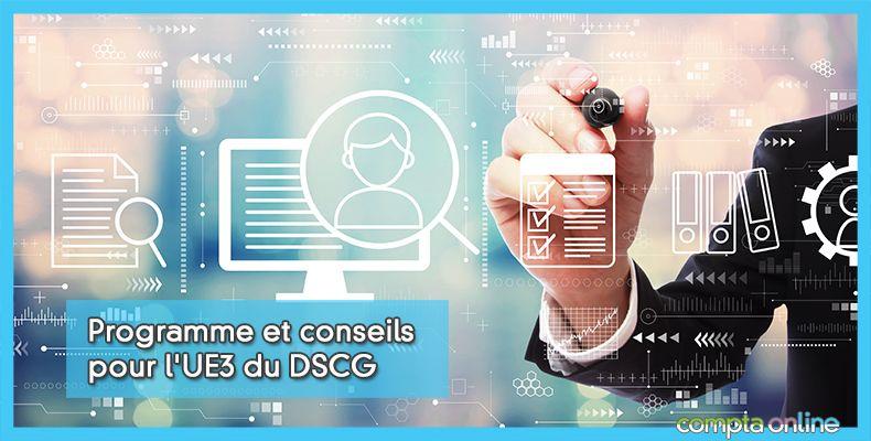 DSCG Management et contrôle de gestion