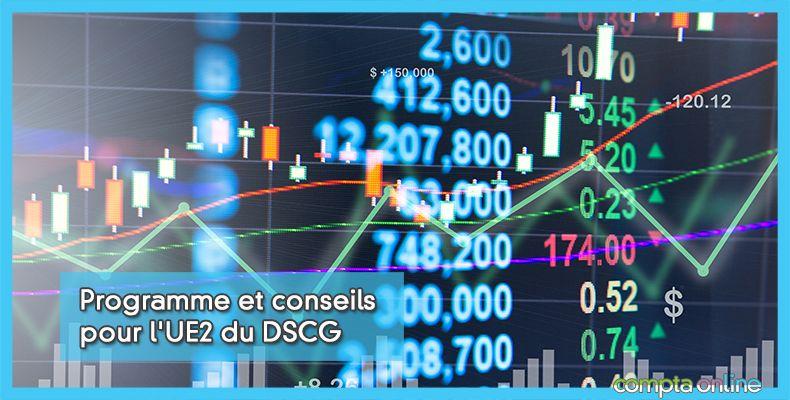 DSCG Finance