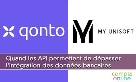 Qonto MyUnisoft