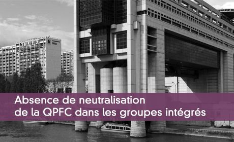 Distributions Intra Groupe Fin De La Neutralisation De La Quote