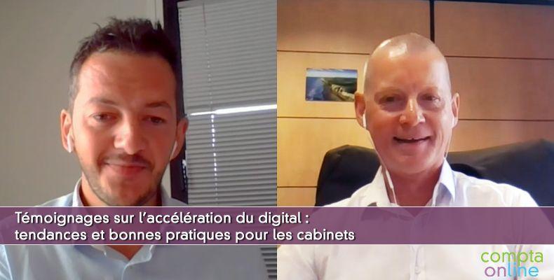 Accélération du digital : tendances et bonnes pratiques pour les cabinets