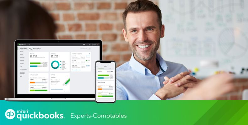 QuickBooks Expert-Comptable