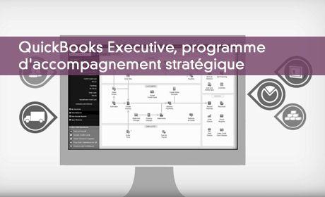 QuickBooks Executive, programme d'accompagnement stratégique