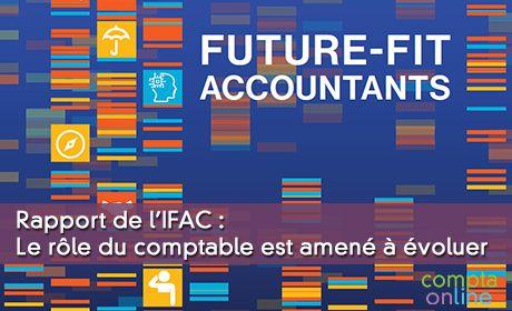 Le rôle du comptable est amené à évoluer
