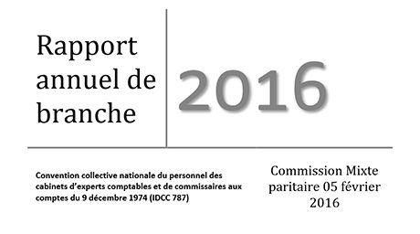 Rapport 2016 : salaires, mobilité, recrutement dans les cabinets