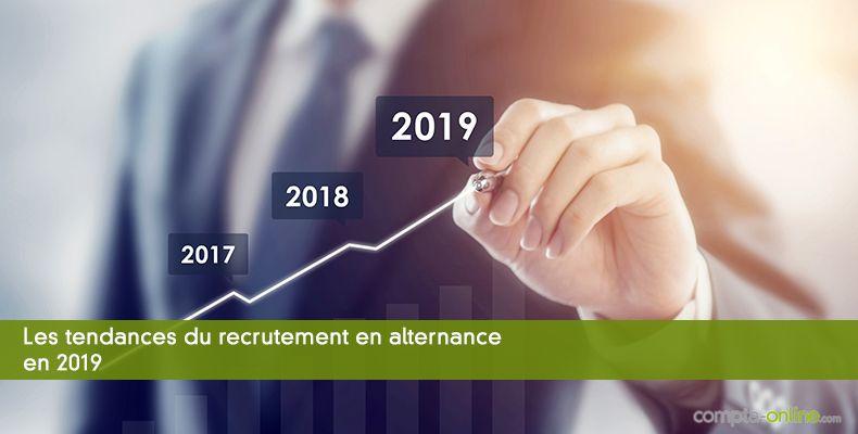 Les tendances du recrutement en alternance en 2019