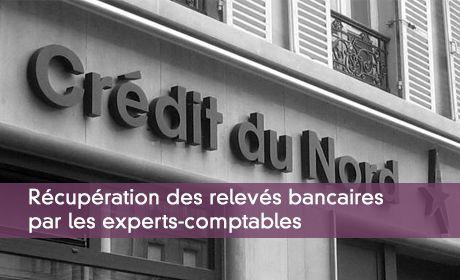 Jedeclare.com / Crédit du Nord : la récupération des relevés bancaires