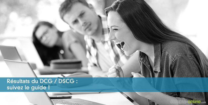 Résultats du DCG / DSCG : suivez le guide !