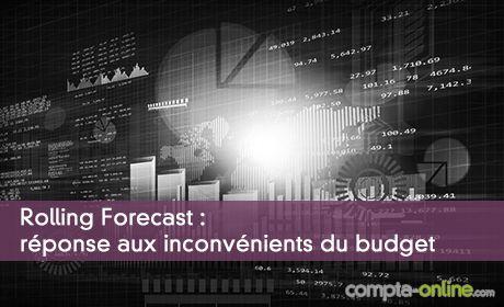 Rolling forecast : réponse aux inconvénients du budget