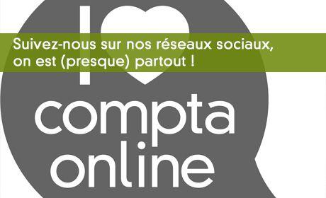 Compta Online, c'est +48 000 membres sur les réseaux sociaux