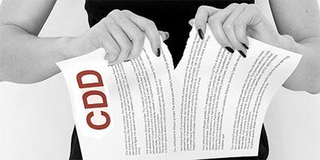 Remplacement en cascade : rupture du CDD et inaptitude du remplaçant