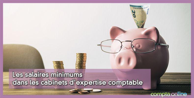Salaire expert-comptable
