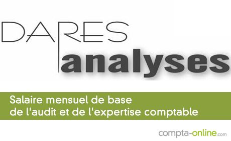 Salaires les plus dynamiques pour le secteur comptable selon la DARES
