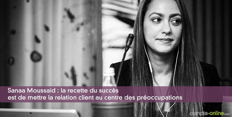 Sanaa Moussaid expert-comptable