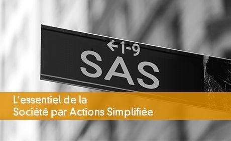 SAS - société par actions simplifiée