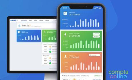 Sinao : démocratiser la comptabilité comme outil de pilotage