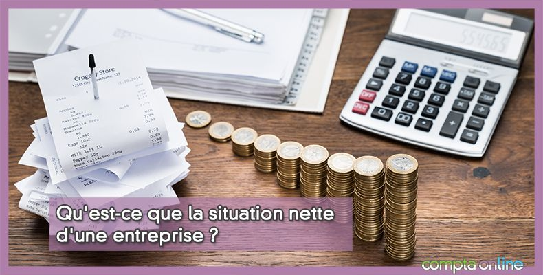 Situation nette comptable