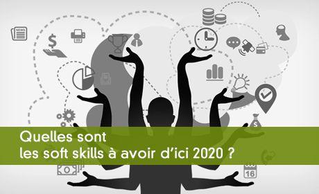 10 soft skills indispensables en 2020