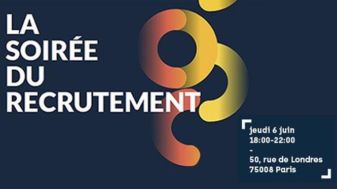 Soirée du recrutement 2019 - OEC Paris