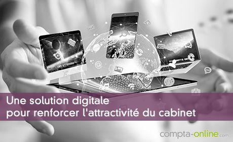 Une solution digitale pour renforcer l'attractivité du cabinet