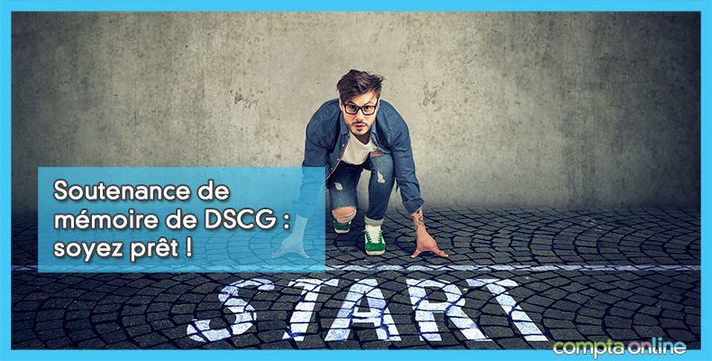 Soutenance de mémoire DSCG
