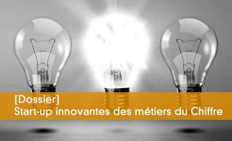 Les start-up innovantes des métiers du Chiffre