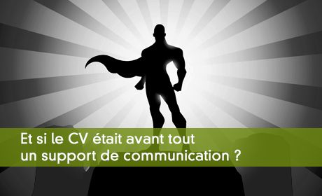 Le cv comme support de communication