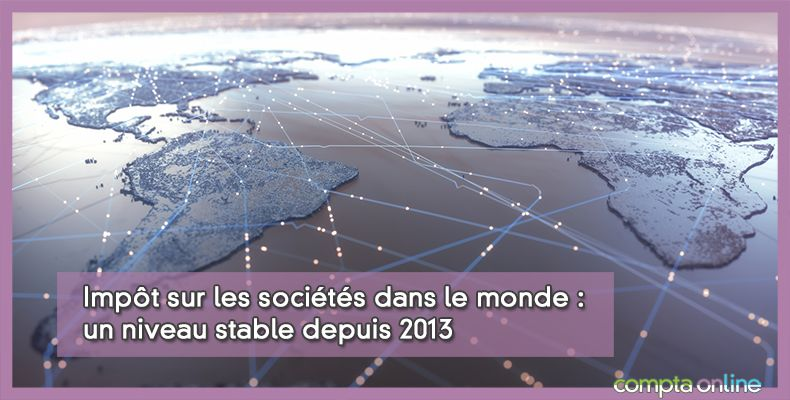 Taux IS monde