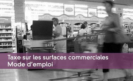 Taxe sur les surfaces commerciales