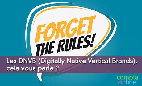 Les DNVB (Digitally Native Vertical Brands), cela vous parle ?