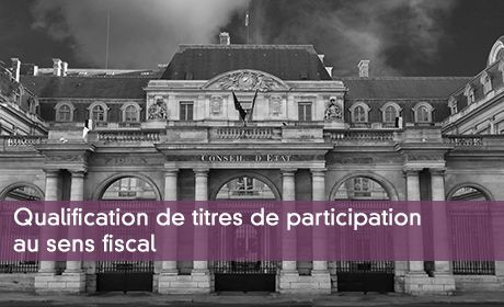 Quasi Exoneration Des Plus Values De Cession Des Titres Beneficiant