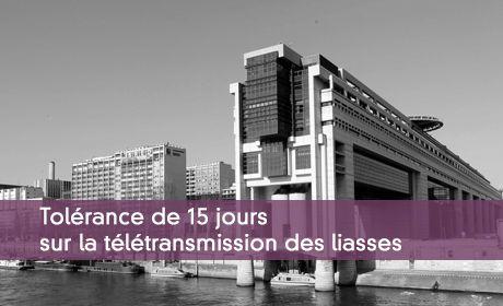 Retard dans le dépôt télétransmis des liasses : indulgence annoncée de Bercy