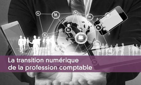La transition numérique  de la profession comptable