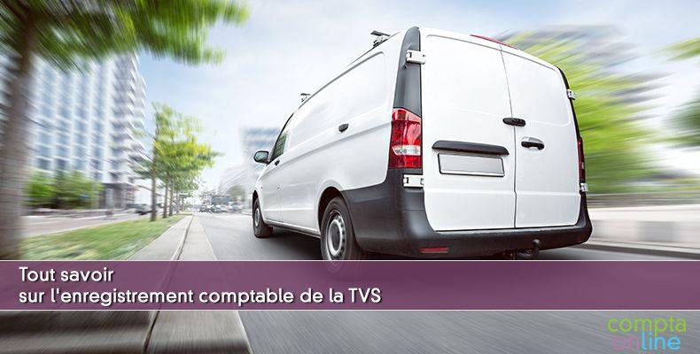Comptabiliser la TVS