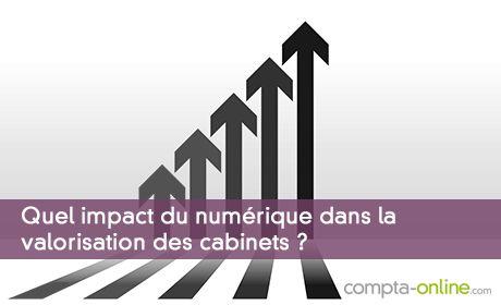 Quel impact du numérique dans la valorisation des cabinets d'expertise comptable ?