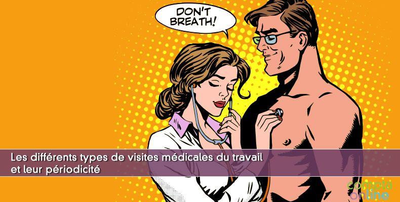 Visite médicale du travail