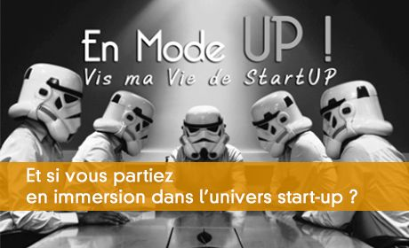 Vis ma vie de start-up