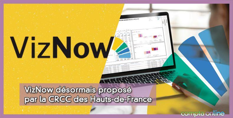 VizNow désormais proposé par la CRCC des Hauts-de-France