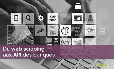 Du web scraping aux API des banques