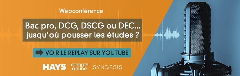 Webconférence DCG DSCG DEC