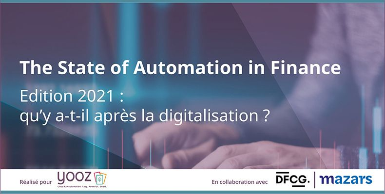 The State of Automation in Finance