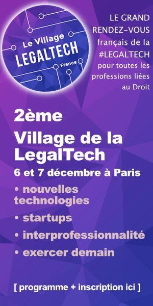 2ème Village de la LegalTech