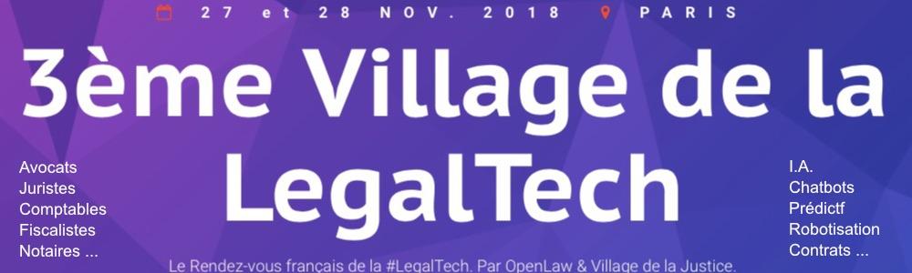 Village de la Legaltech
